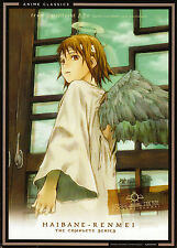 Haibane Renmei: Complete Series. Superb Anime. 13 Ep, 2 DVD Set. New In Shrink!