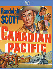 Canadian Pacific (Blu-ray Disc, 2016)