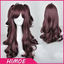 THE IDOLM@STER Ichinose Shiki Long Hair With Hairnet Wig