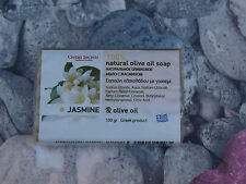 Greek Pure Olive Oil Soap Jasmine 100g