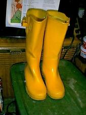 Sperry Top-Sider Waterproof Rubber  RAIN Boots Size 7 WADERS