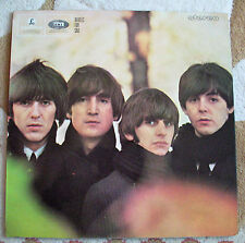 BEATLES FOR SALE UK Pressing EMI Parlophone NM Matrix Yex 142-3 143-5 PCS 3062
