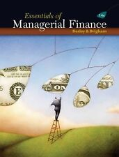 Essentials of Managerial Finance (with Thomson ONE - Business School Edition 6-M