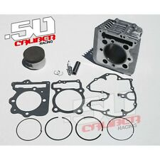 Honda ATV Top End Cylinder Piston TRX400EX TRX400X XR400R 2004 2003 2002 2001