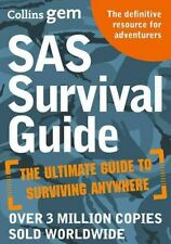 Collins Gem: SAS Survival Guide: How to Survive in the Wild, on... 9780008133788