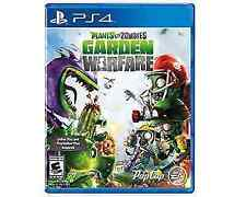 NEW Plants vs. Zombies: Garden Warfare (Sony Playstation 4) PS PS4