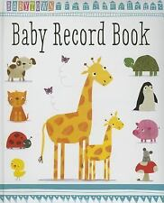 Babytown Baby Record Book by Thomas Nelson (2015, Hardcover)