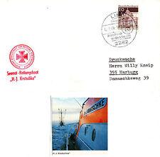 1969 tedesco SCIALUPPA HJ kratschke spedizione inserito nella cache COPERTURA & CARICATORE FOTO