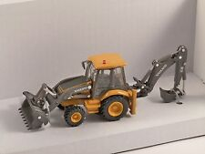 VOLVO BL71 Backhoe Excavator 1/87 scale model by Cararama