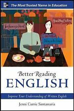 Better Reading: Better Reading English by Jenni Currie Santamaria (2016,...