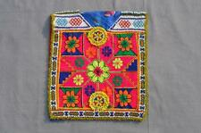 Kuchi AFGANO TRIBAL DE Choli Vintage Belly Dance Hecho A Mano stitchable Crop Top kc359