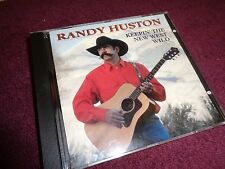 Randy Huston - Keepin' the New West Wild CD - 2005 - Outside Circle Records