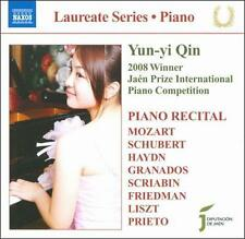 Laureate Series: Piano - Yun-Yi Qin, New Music