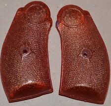 H & R Pistol grips 633 632 732 733 929 930 900 red with gold fleck plastic