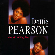 DOTTIE PEARSON - A House made of Love - Great Soul CD