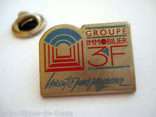 PINS GROUPE IMMOBILIER 3F