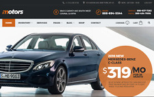 Amazing Automobile Store Website Free Installation + Free Hosting