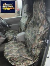 LAND ROVER DISCOVERY ALL YEARS 1+1 CAMOUFLAGE HEAVY DUTY SEAT COVERS