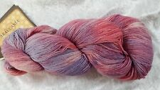Araucania Ranco Sock Yarn #PT1426 (350) Pink Peach & Purple Verigated 100g