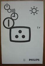 Bedienungsanleitung für Philips Fernseher 20PT1553