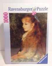 Ravensburger Renoir Portrait of a girl jigsaw puzzle 1000 pcs unopened Sealed