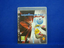 *ps3 WIPEOUT HD FURY (no manual) Classic Wipe Out On Playstation 3!!