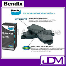 BENDIX HD Front Brake Pads to fit Ford Falcon AU Series 2 & 3