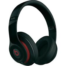 Beats by Dr. Dre Studio 2.0 Over-Ear Wired Headphones Black