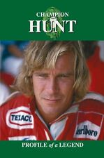 Champion James Hunt - Profile of a legend (New DVD) F1 Formula one