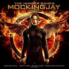 The Hunger Games: Mockingjay, Part 1 [Original Motion Picture Soundtrack] CD NEW