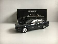 BMW  535i E34 black minichamps 1988 1/18
