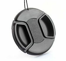 Camera Front Lens Cap Cover 49mm for Sony Nikon Olympus Pentax Panasonic Fuji