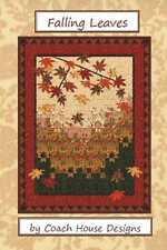 Coach House Designs Falling Leaves 1124 FREE US SHIPPING