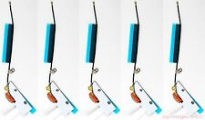 Lot of 5 pcs x Wifi Antenna Signal Flex Ribbon Cable Line Connector for iPad 2