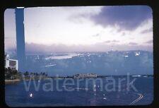 1950s 35mm amateur Photo slide Puerto Rico #12 Double Exposure