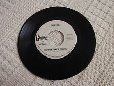NORTHERN SOUL CARMEN COLE  I'LL NEVER STAND IN YOUR WAY/STEP RIGHT UP GROOVE M-
