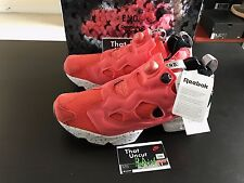 "end x reebok instapump fury og ""pink salmon"", sz 11 us, ds, 100% authentic"