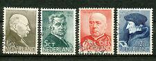 Nederland  283 - 286 gebruikt (3)