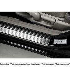Einstiegsleisten passend für Toyota Aygo I 3-Türen 2005-2013 Edelstahl Chrom
