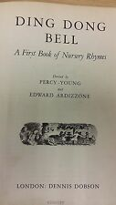 Ding Dong Bell: A First Book Of Nursery Rhymes: Music Score (G5)