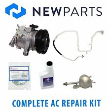 Dodge Dakota 3.7 4.7 2005-2007 Complete A/C Repair Kit New Compressor w/ Clutch