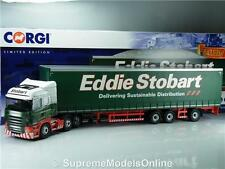 CORGI CC13747 SCANIA R SUPER EDDIE STOBART CURTAINSIDE 1:50 MODEL TRUCK K8Q