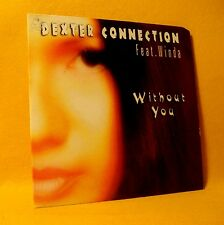 Cardsleeve Single CD Dexter Connection Without You 2TR 2003 House, Disco RARE !