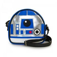 loungefly disney star wars R2-D2 Crossbody Bag r2d2 bag