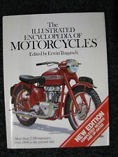 Temple The Illustrated Encyclopedia of Motorcycles by Erwin Tragatsch (English)