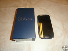 Samsung Galaxy S III s3 gt-i9300 16gb BLU, DISPLAY danno, senza SIM-lock