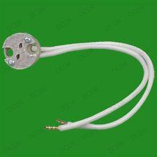 4x MR16 GU5.3 Ceramic Sockets, Halogen, LED Light Bulb, Lamp Holder Fitting Base