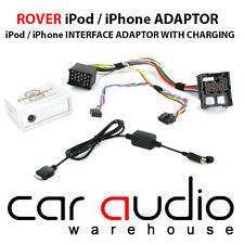 CTARVIPOD003.2 Rover 25 45 75 2003-13 Car Ipod iPone Interface Adaptor Connects2