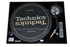 Technics Faceplate Cover for SL1200/1210/MK5/M3D