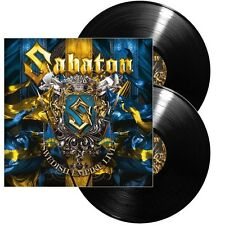 SABATON - SWEDISH EMPIRE LIVE 2 LP BLACK VINYL NEU++++++++++++